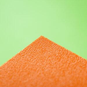 Terranyl plaat oranje